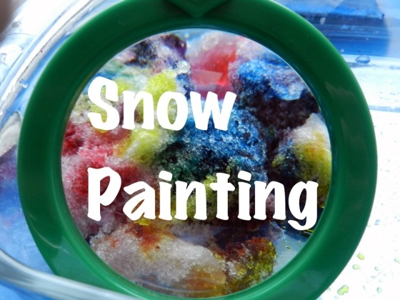 Snow Painting - BxlSprout